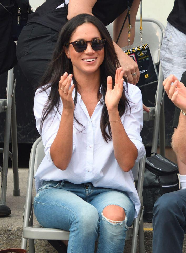 <p>Those within the fashion sphere might be familiar with US designer Misha Nonoo, but the rest of the world probably didn't recognise her name when Markle picked out a shirt from the brand to wear to September's Invictus Games. <em>(Photo: Getty)</em> </p>