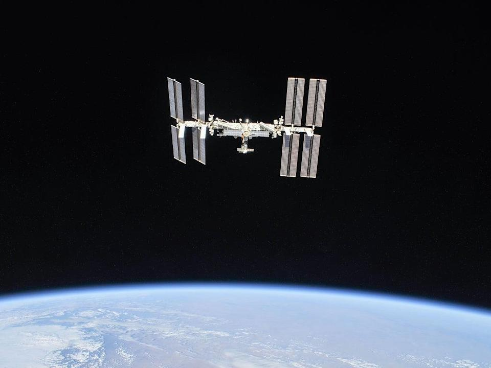 The International Space Station has been orbiting the Earth since 1998 and continuously inhabited since 2000  (Nasa)