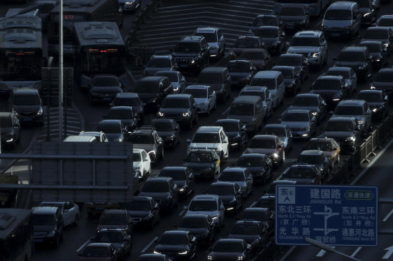 Carmakers to face more pain as sales in China continue to slide
