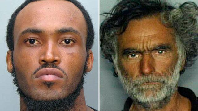 Miami Face-Eating Attacker Had No Human Flesh in Stomach