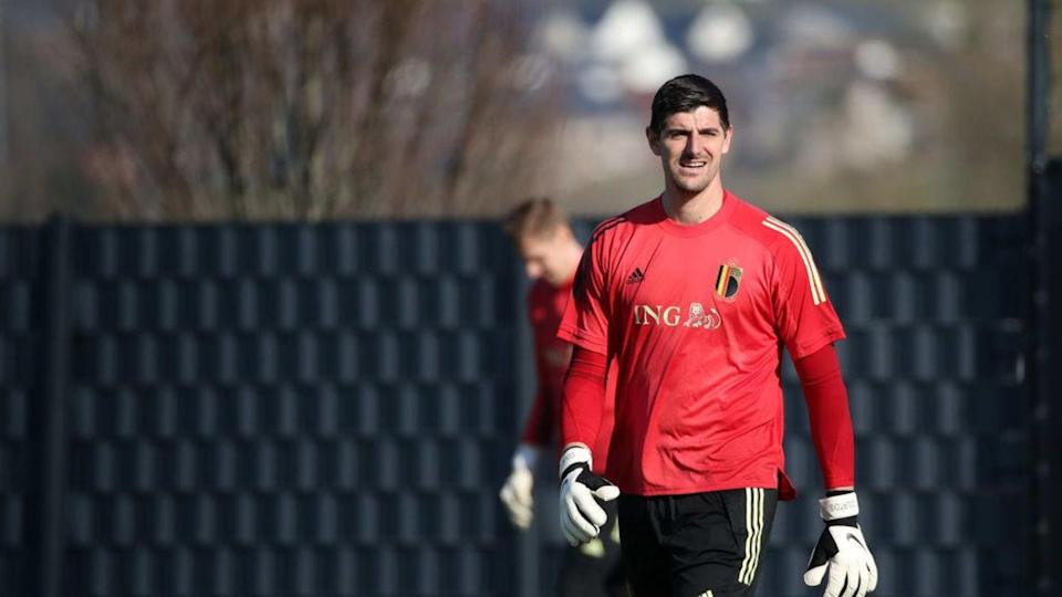 Courtois | Isosport/MB Media/Getty Images