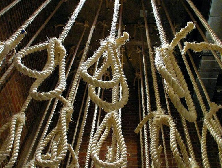 The death penalty in Kuwait is carried out by hanging