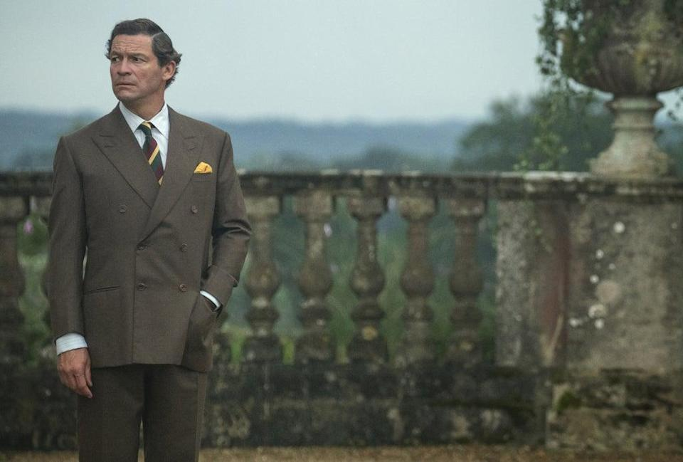 Dominic West as the Prince of Wales (The Crown/Netflix)