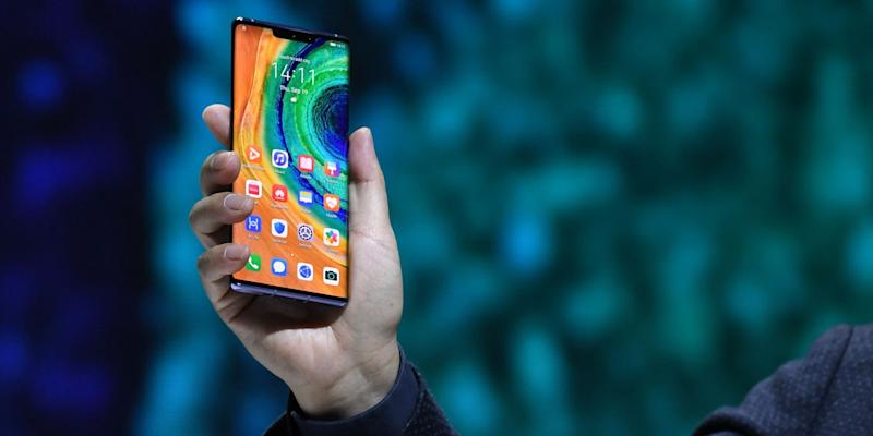 huawei mate 30 launch event