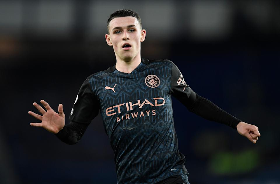 Phil Foden is expected to play against Gladbach (Getty Images)