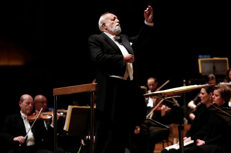 Polish composer Penderecki dies at 86 after long illness
