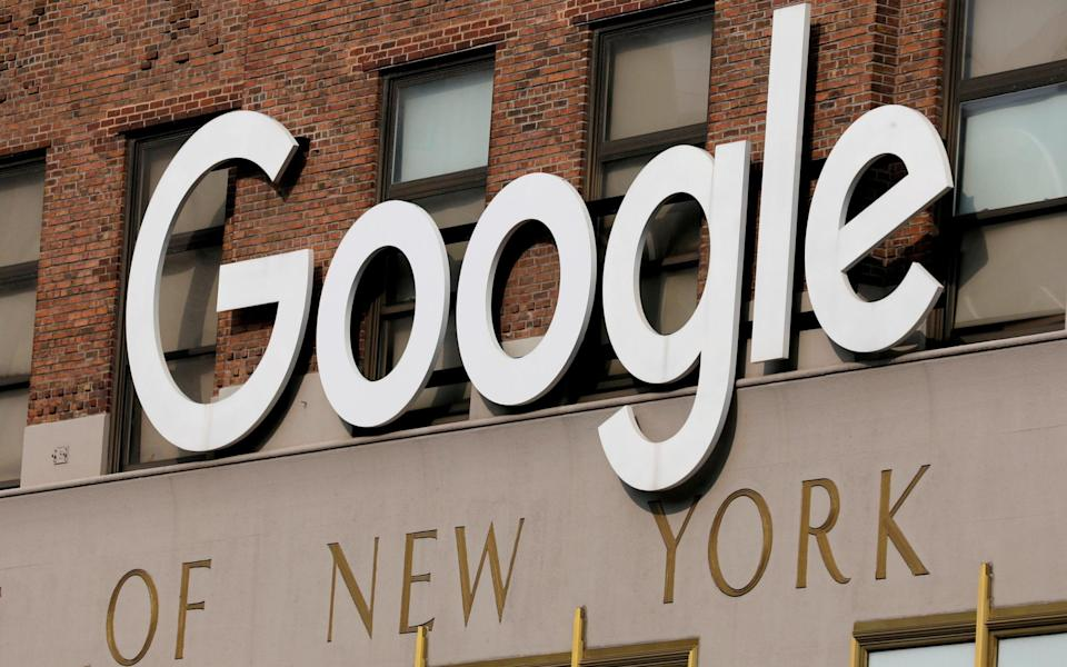 Google New York campus - REUTERS/Andrew Kell/File Photo/File Photo