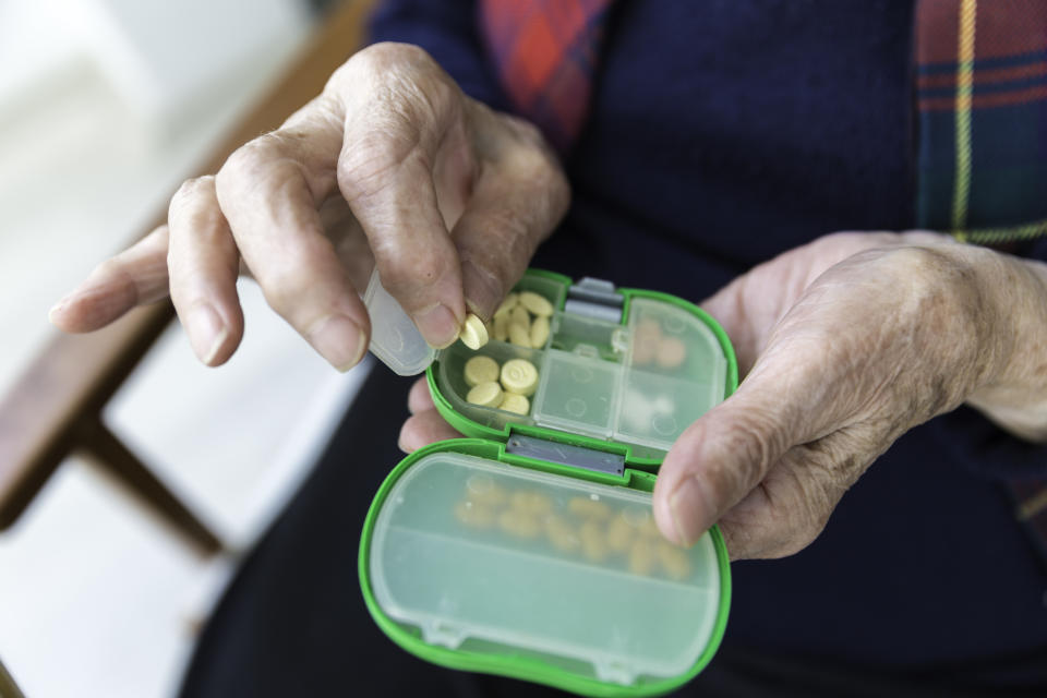 Existing Alzheimer's drugs work to ease symptoms. (Getty Images)