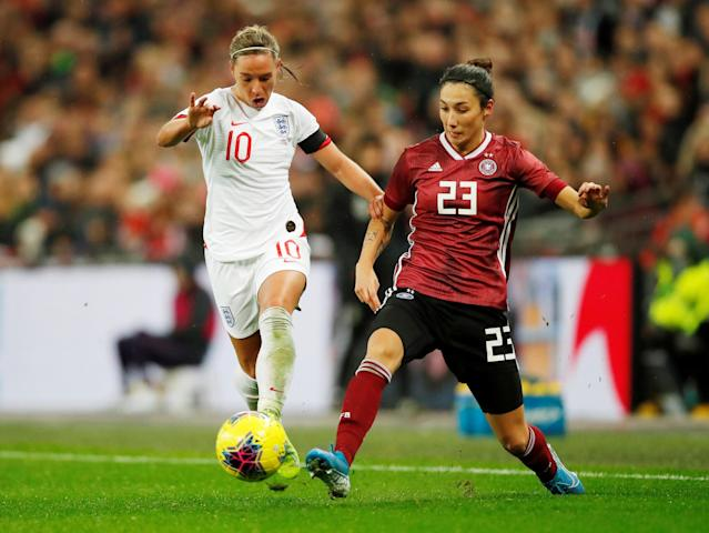 England's Jordan Nobbs (Action Images via Reuters/Andrew Boyers)