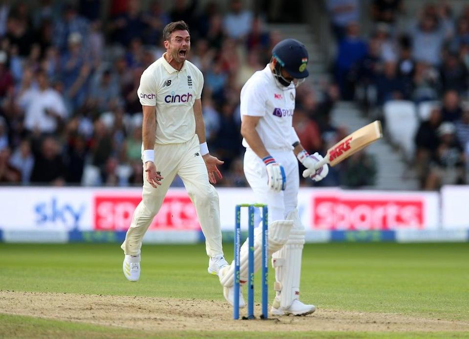India were bowled out for 78 (Nigel French/PA) (PA Wire)