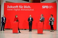 Baden-Wurttemberg and Rhineland-Palatinate state elections, in Berlin