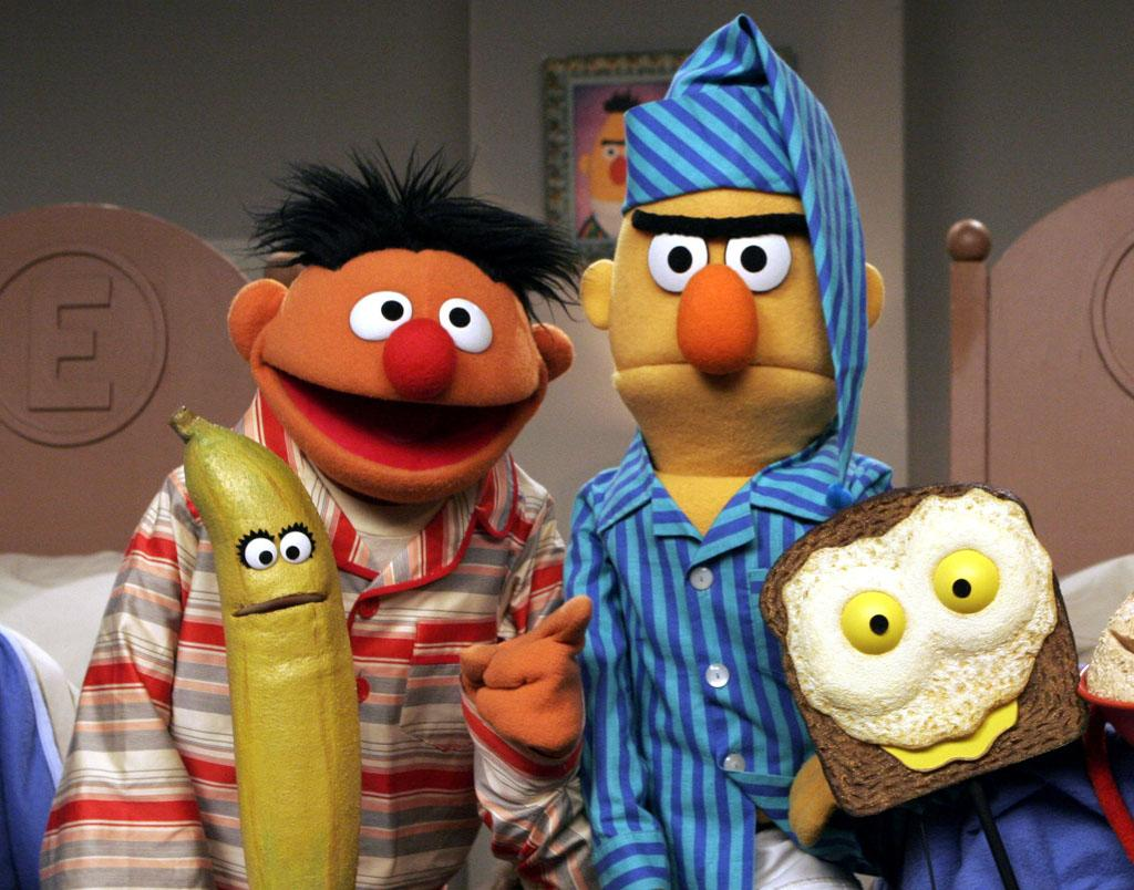 "Bert and Ernie (""Sesame Street"")"