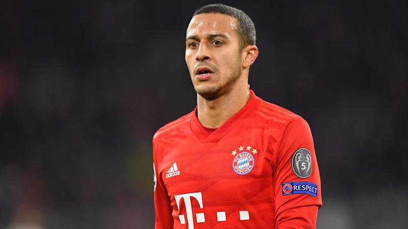 'I like him a lot' - Klopp a fan of Thiago but won't confirm Liverpool interest in Bayern Munich star