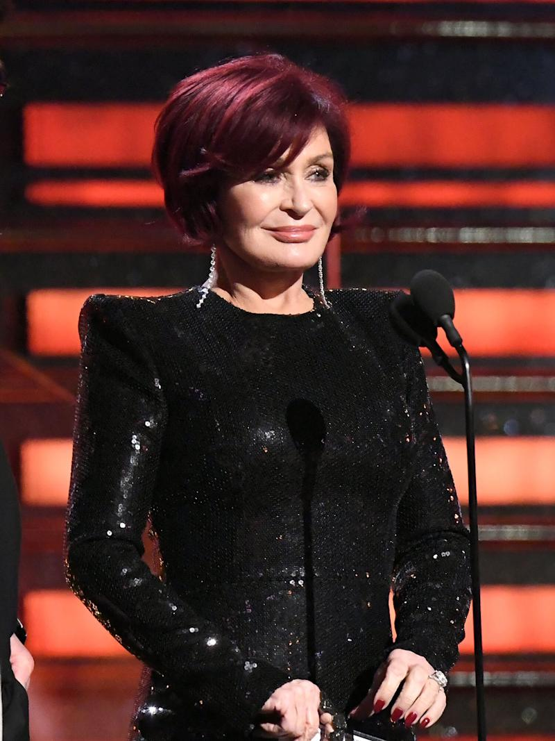 Sharon Osbourne Debuted a Dramatic Hair Transformation After Two Decades of Red