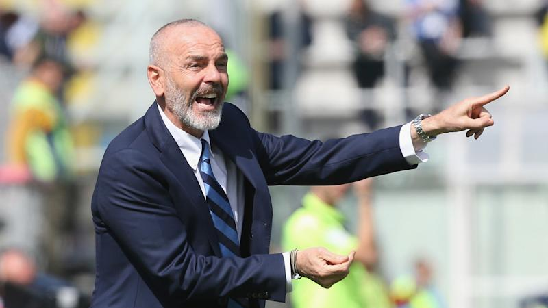Pioli slams Inter attitude after 'painful' Crotone defeat