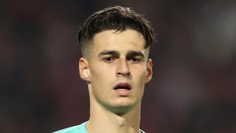Chelsea dropped Kepa, the most expensive goalkeeper in the world