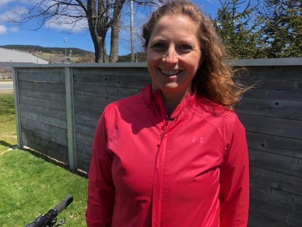 Avalon Mountain Bike Associations director Anna Brophy hopes the new track will help grow cycling in the city.