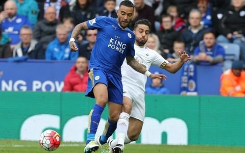 <span>Danny Simpson expects Leicester to bring in another right-back </span> <span>Credit: Rex </span>