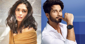 Jersey: 'Super 30' actress Mrunal Thakur to star opposite Shahid Kapoor