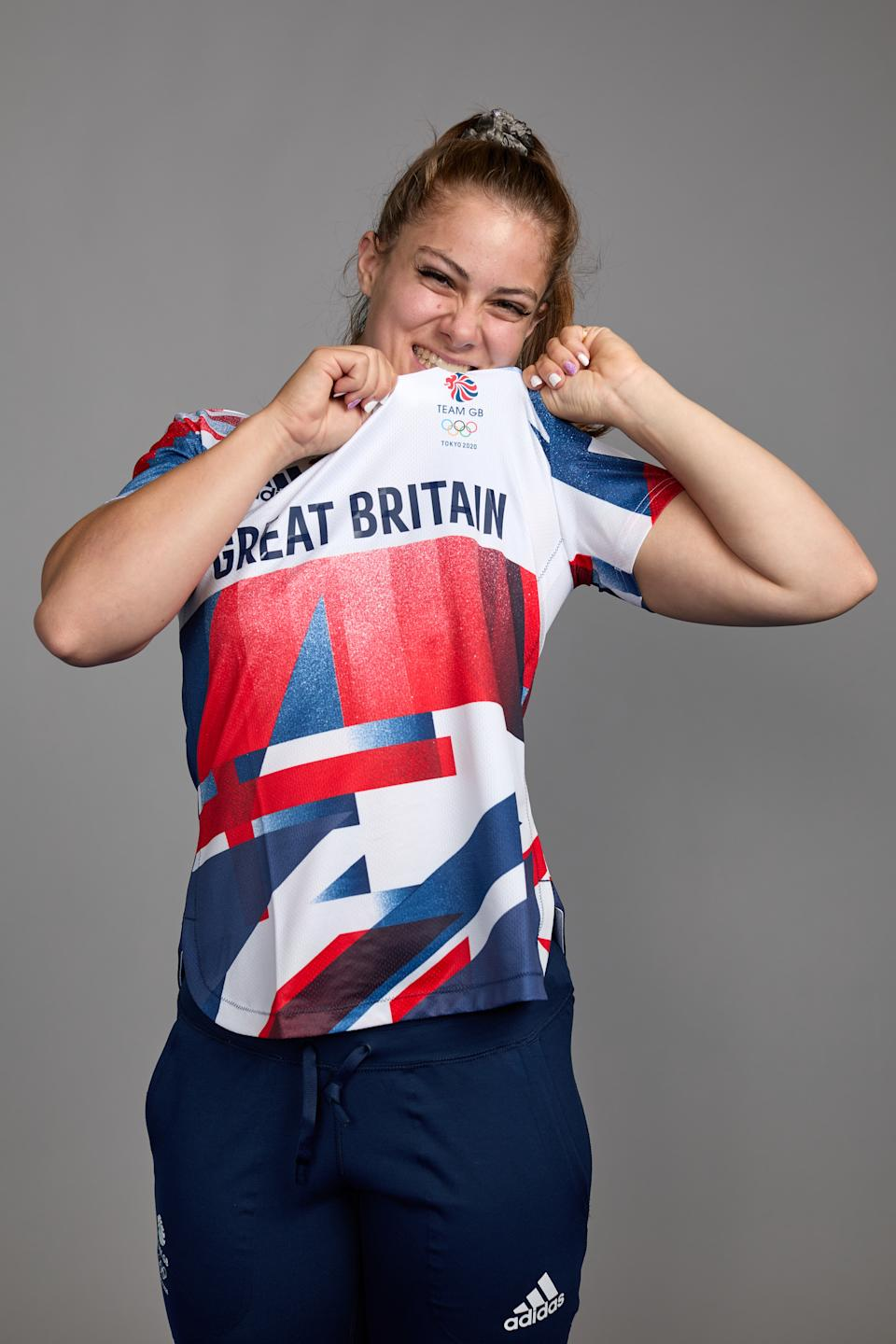 Bethany Shriever even got a shout-out from former Oasis frontman Liam Gallagher following her Olympic gold in Tokyo. (Getty)