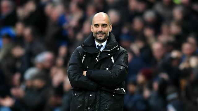 A 1-1 draw at home to Liverpool is up there with winning the Champions League for proud Manchester City manager Pep Guardiola.
