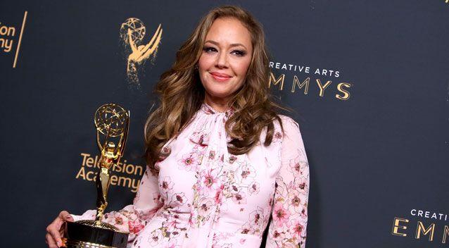 Leah Remini's Show Scientology: The Aftermath won at the Emmys at the weekend. Photo: Getty