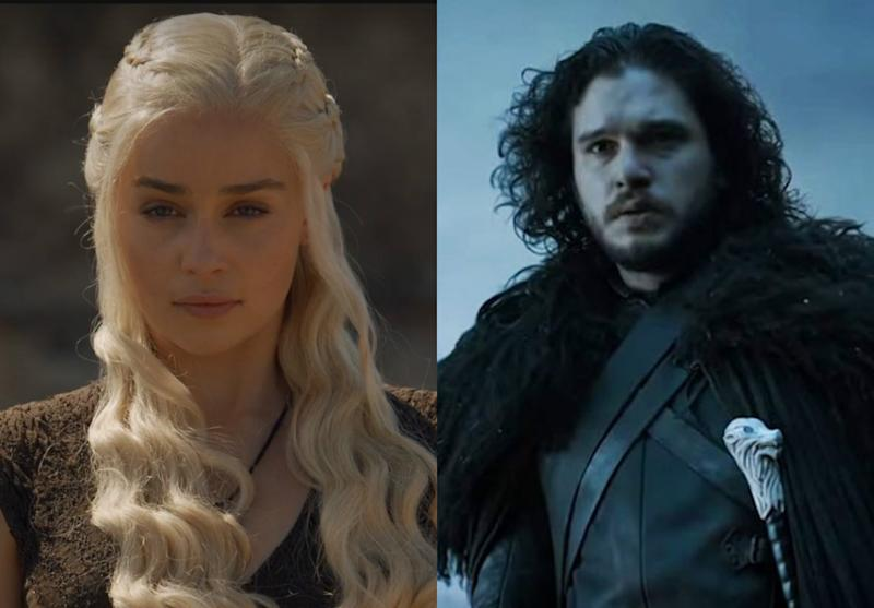 "The one thing you probably didn't notice about Daenerys and Jon in ""Battle of the Bastards"""