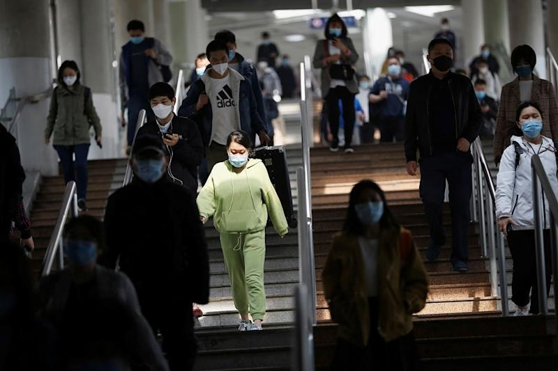 Beijing Becomes World's First City to Announce Wearing Masks Outdoors Not Necessary Amid Covid-19 Pandemic