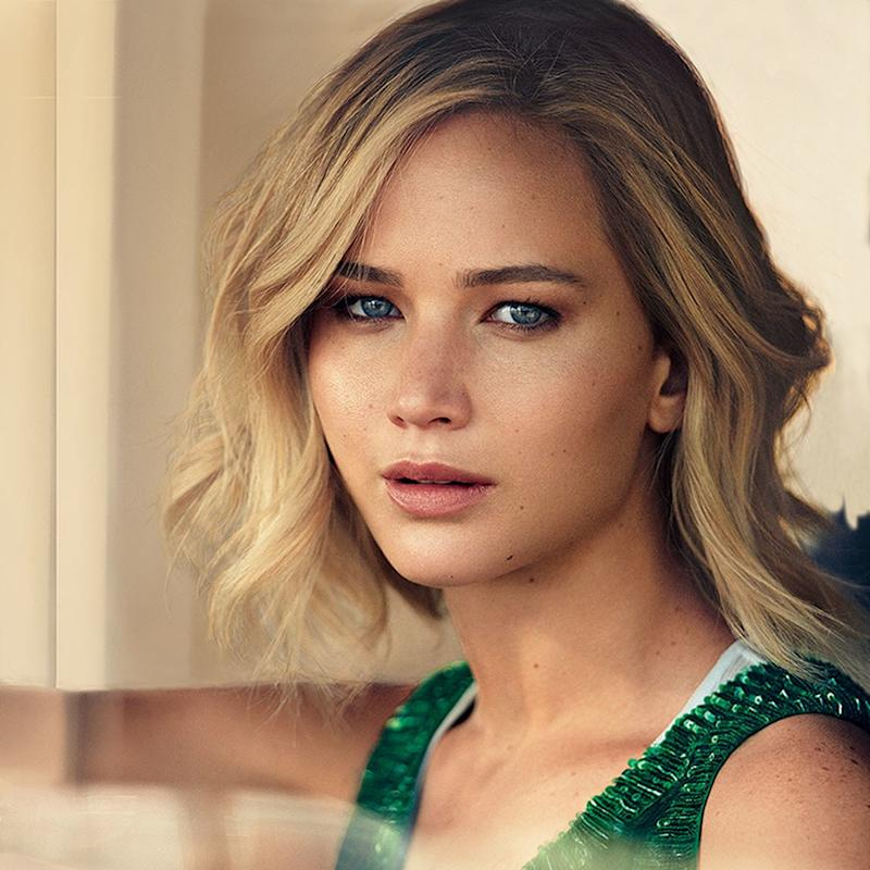 e11190afe4d5 Jennifer Lawrence Dominates in Red Lipstick and Jaw-Dropping Sex Appeal in Dior s  New Campaign