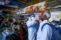 India recorded more than 50,000 new coronavirus cases on Thursday for the first time since November and is struggling to keep up with its own faltering vaccine drive