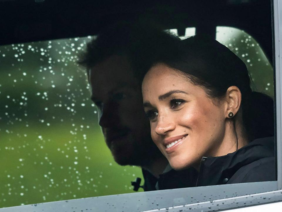 <p>Staff were reported in <em>The Times </em>to have alleged that Meghan had driven out two personal assistants during her time as a working royal</p> (POOL/AFP via Getty Images)