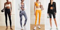 """<p class=""""body-dropcap"""">Whether you dread working out or reminisce on the gym as a second home, there is no doubt that having chic activewear provides a little added motivation for those park runs and at-home sweat sessions. With more and more options on our radar, there seems to be an endless supply of sports bras, leggings, and gym essentials to choose from. Amid the ever-expanding sportswear market, we've hand selected an edit of pieces featuring reimagined textiles and silhouettes, from emerging and established labels disrupting the athletic-wear sphere. Get ready to sweat in style.</p>"""
