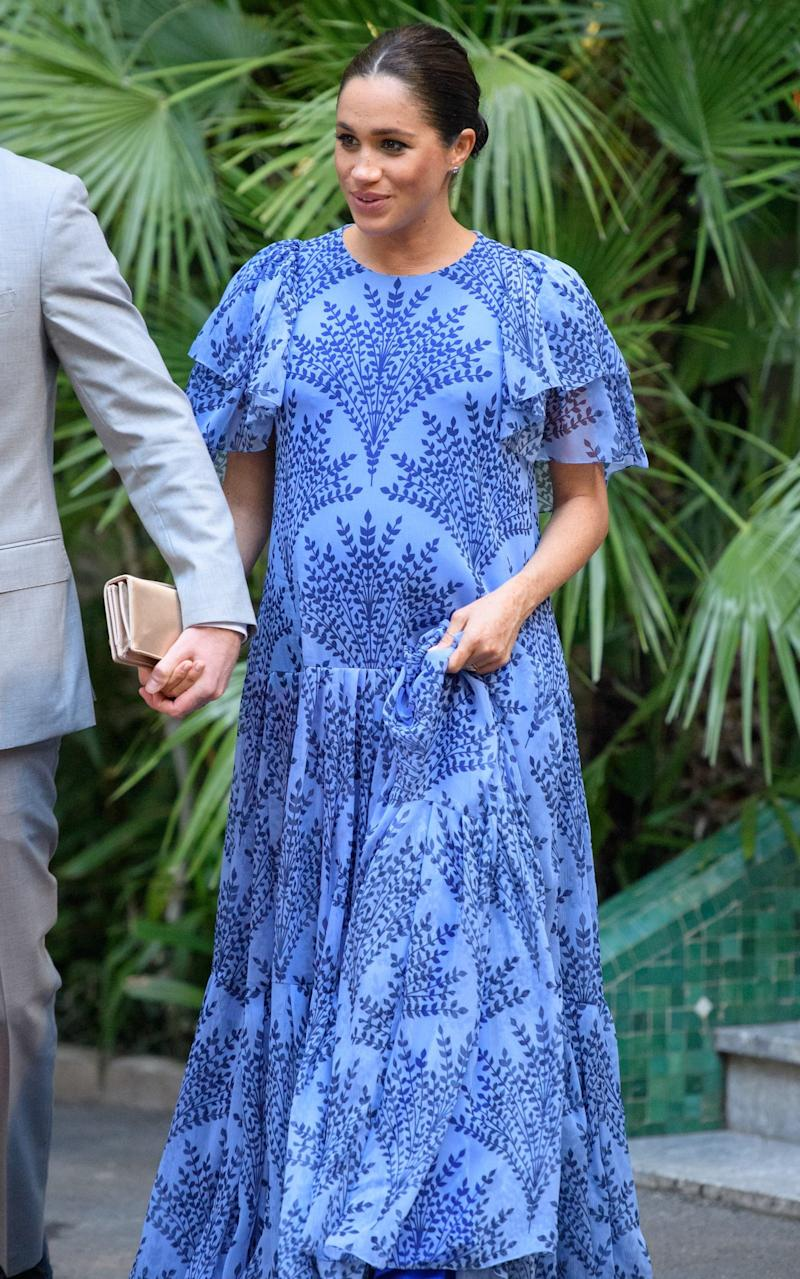 Meghan pregnant - Getty Images
