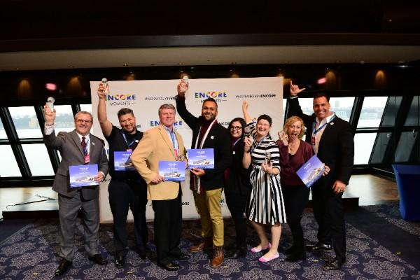Today in New York City, Norwegian Cruise Line celebrated the winners of its Encore Moments Campaign, honoring everyday heroes who make a difference in the lives of others.