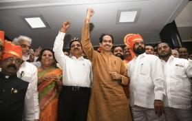 Meet 5 key individuals who will help Uddhav Thackeray run govt and handle coalition