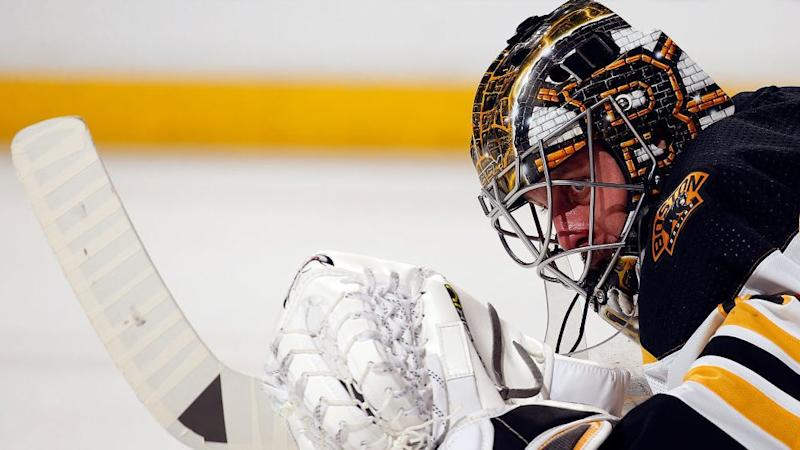 Halak signs one-year, $2.25 million contract with Bruins