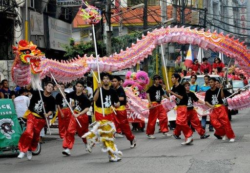 The Chinese New Year will be celebrated annually in the Philippines on January 23