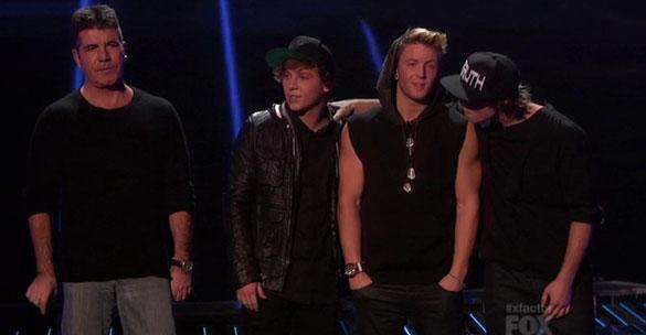 Britney Spears Left 'Disappointed' As Emblem 3 Miss Out On X Factor USA Finals