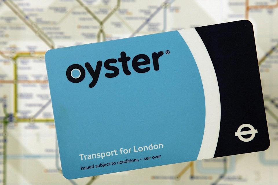 <p>TfL has updated on latest journey figures</p> (Getty)