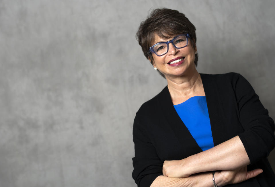 Barr claims she didn't know Valerie Jarrett was black. (Photo: Valerie Macon/AFP/Getty Images)