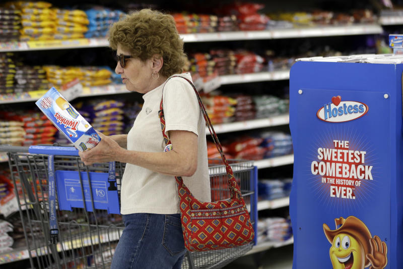 Twinkies may be smaller than people recall
