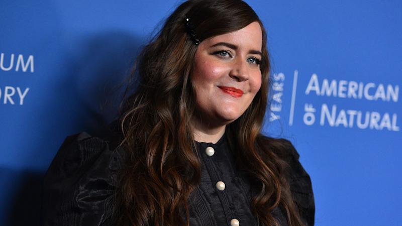 Aidy Bryant's Poofy Simone Rocha Dress Is the Spring Look We All Deserve