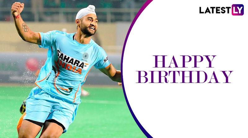 Happy Birthday Sandeep Singh: Some Lesser-Known Facts About India's Celebrated Hockey Player