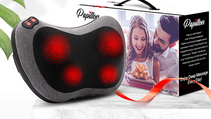 Best gifts under $50: Back and Neck Massager