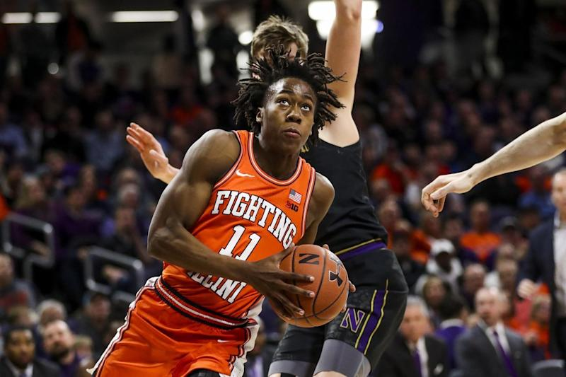 Illinois star Ayo Dosunmu announces he will return for his junior season: 'First I need that national championship'