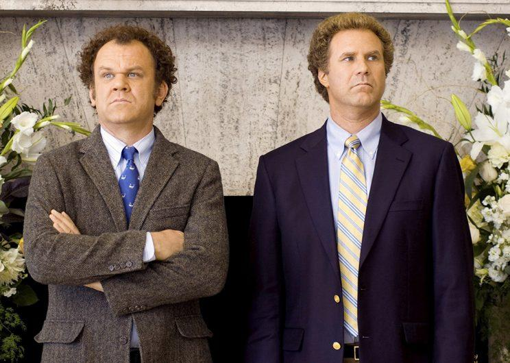 John C. Reilly, Will Ferrell in 'Step Brothers'
