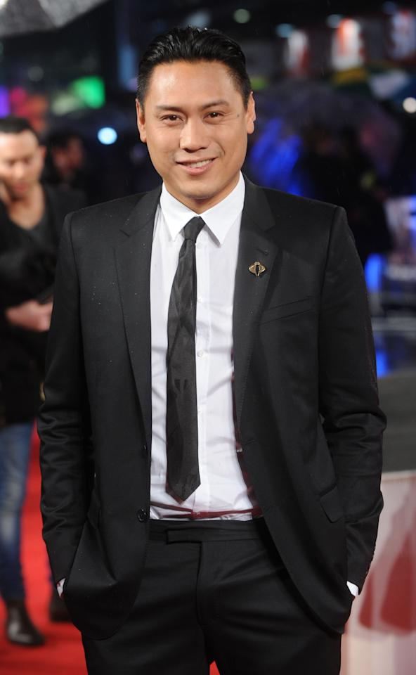 LONDON, UNITED KINGDOM - MARCH 18: Jon M.Chu attends the UK Premiere of G.I. Joe: Retaliation at Empire Leicester Square on March 18, 2013 in London, England. (Photo by Stuart Wilson/Getty Images)