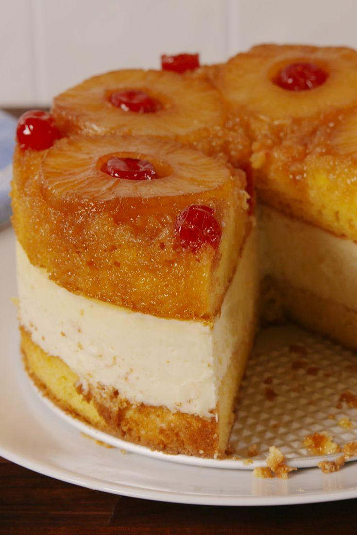 """<p>You are going to flip for this cheesecake.</p><p>Get the recipe from <a href=""""https://www.delish.com/cooking/recipe-ideas/recipes/a56415/pineapple-upside-down-cheesecake-recipe/"""" rel=""""nofollow noopener"""" target=""""_blank"""" data-ylk=""""slk:Delish"""" class=""""link rapid-noclick-resp"""">Delish</a>.</p><p><a href=""""https://www.amazon.com/gp/product/B009VUHLHA/"""" rel=""""nofollow noopener"""" target=""""_blank"""" data-ylk=""""slk:BUY NOW"""" class=""""link rapid-noclick-resp"""">BUY NOW</a> <strong><em>KitchenAid Hand Mixer, $32; amazon</em></strong></p>"""