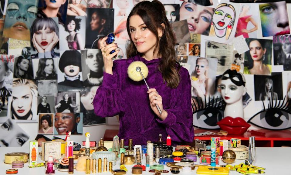 <span>Photograph: BBC/Lisa Eldridge</span>