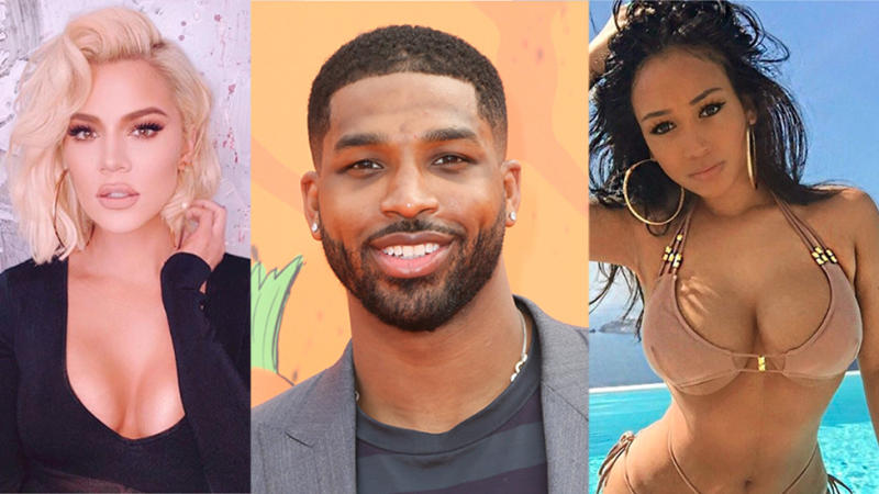 Tristan Thompson is dragging the Kardashains into yet another cheating scandal. Photo: Instagram/ Getty Images